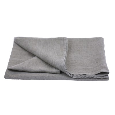 Stonewashed Linen Pure 100 Linen Flax Luxury Bath Towel Natural